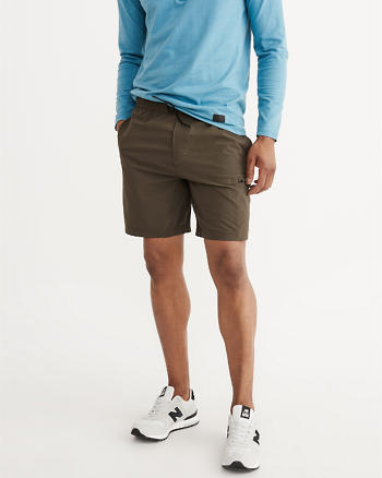 ANF Sport Nylon Shorts