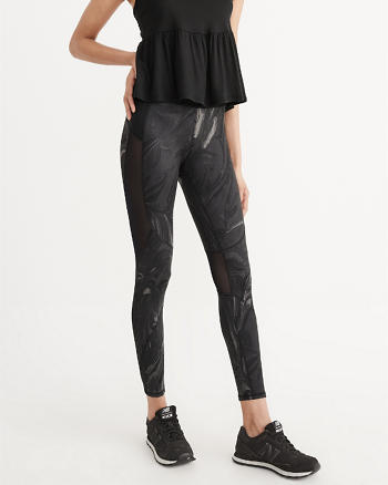 ANF Active Mesh Leggings