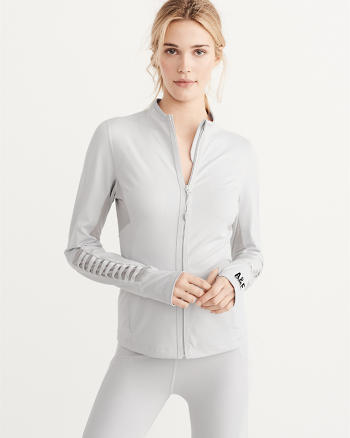 ANF Active Full-Zip Jacket