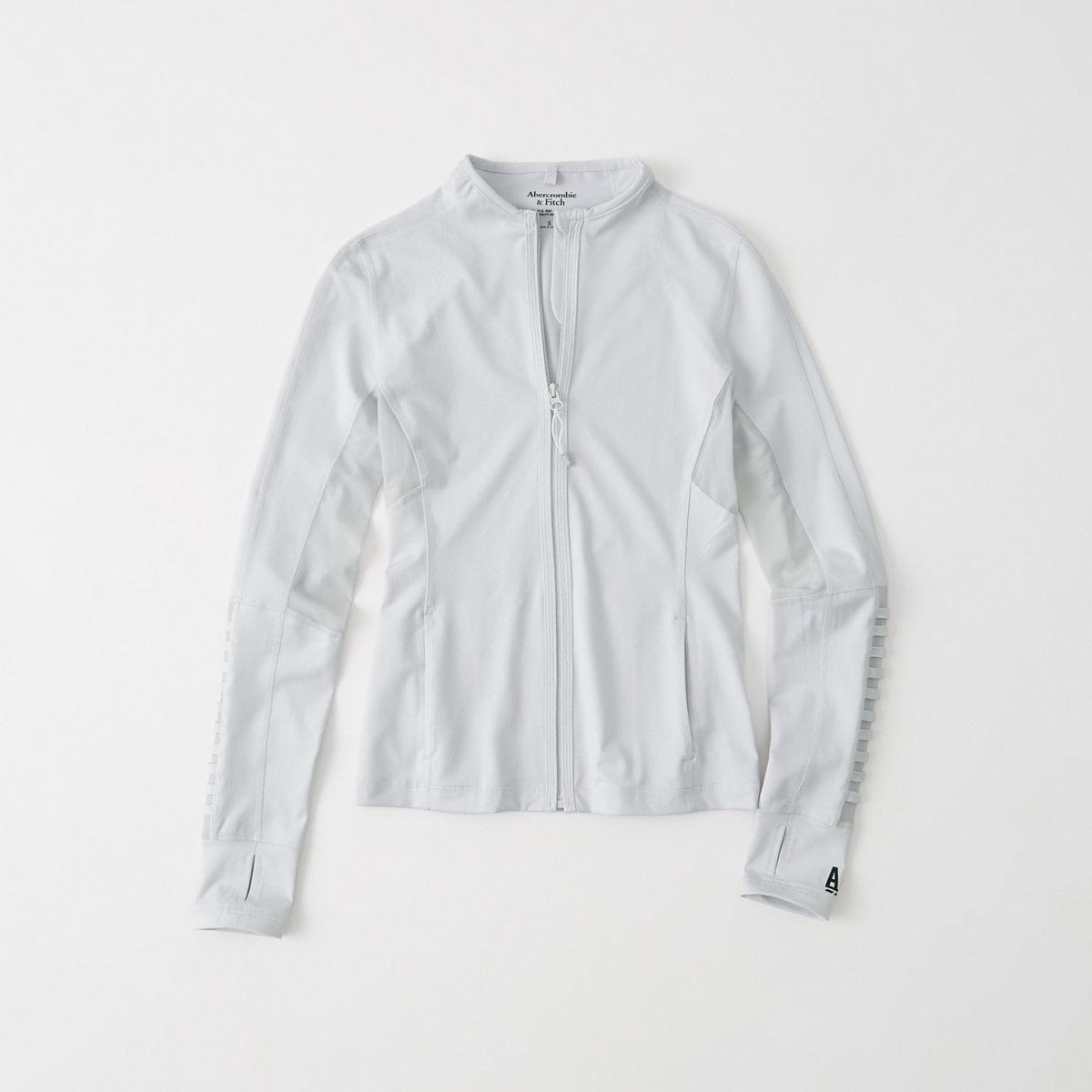 Active Full-Zip Jacket
