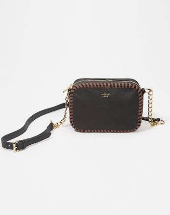 ANF Chain Crossbody Bag