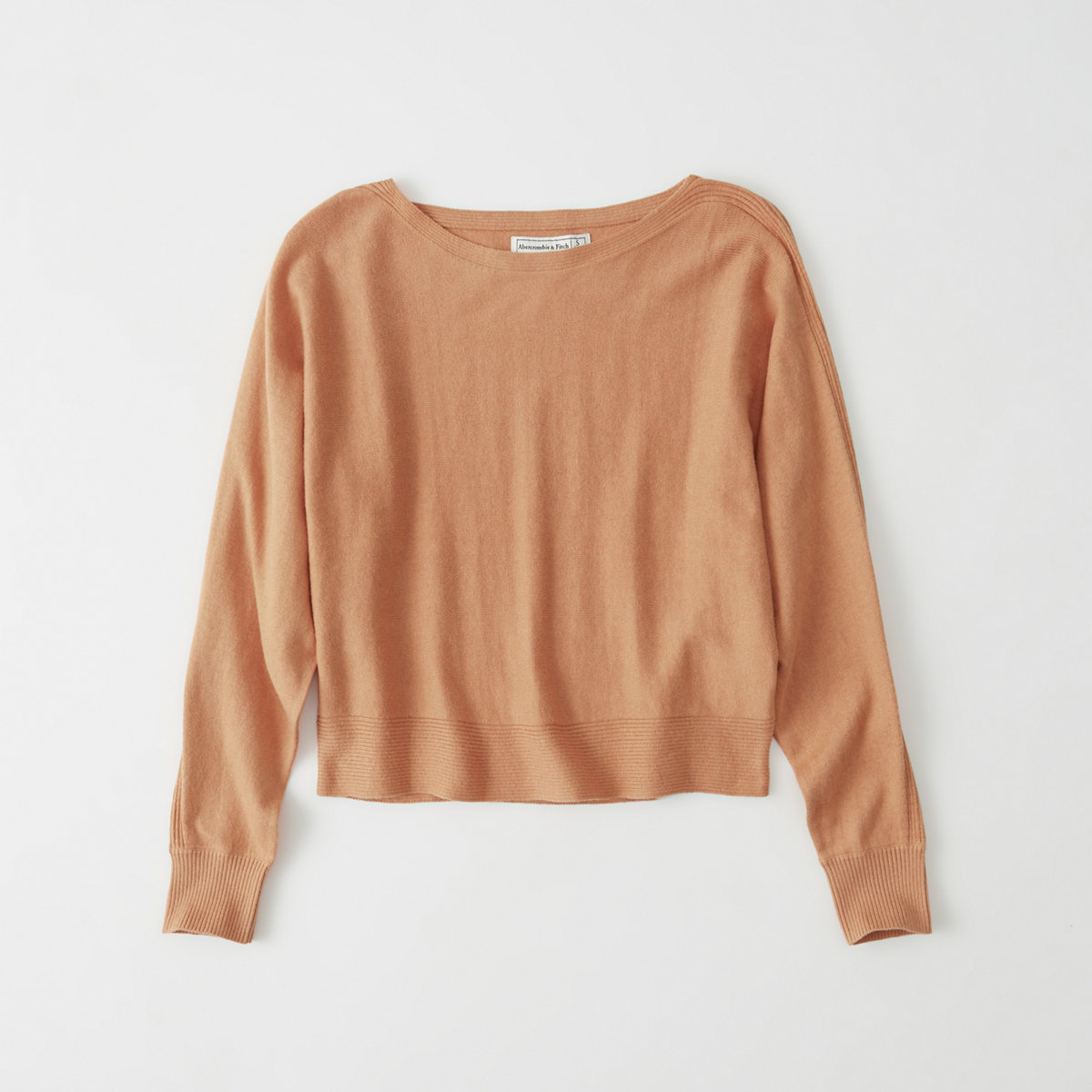 Dolman Boatneck Sweater