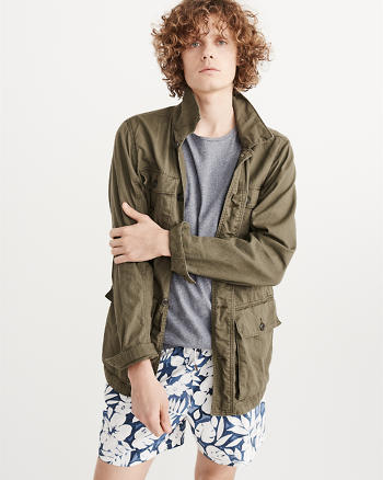 ANF Safari Jacket