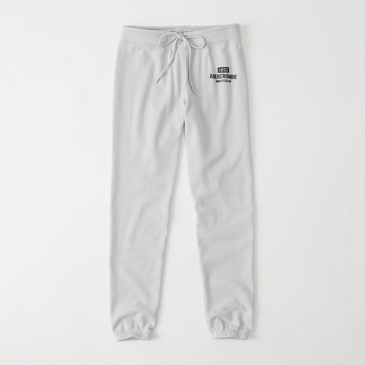 Logo Banded Sweatpants
