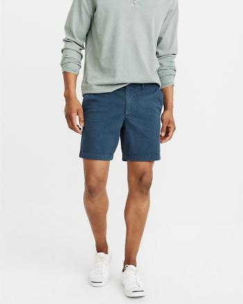 ANF Seersucker Shorts