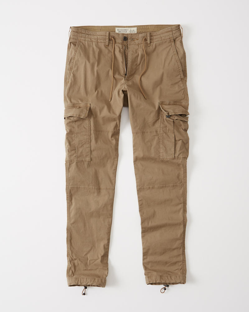 77f5d4fd Mens Cargo Pants | Mens Sale | Abercrombie.com