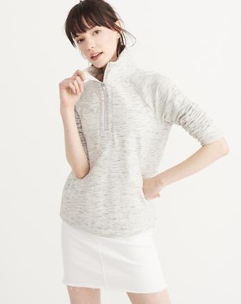 ANF Active Half-Zip Sweatshirt