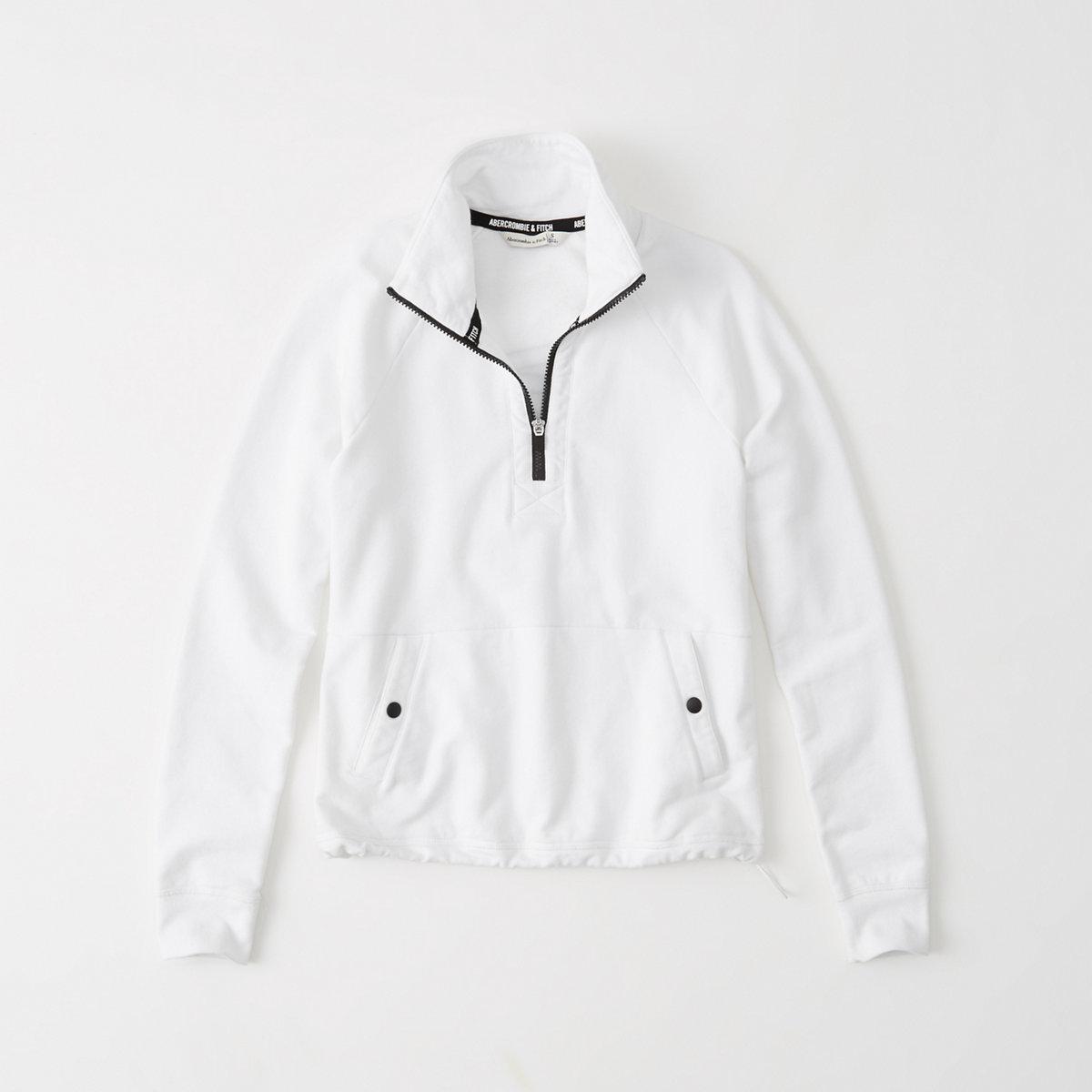 Active Half-Zip Fleece