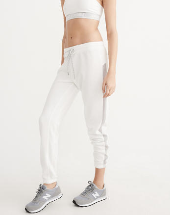 ANF Active Mesh Banded Sweatpants