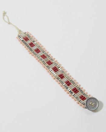 ANF Beaded Bracelet