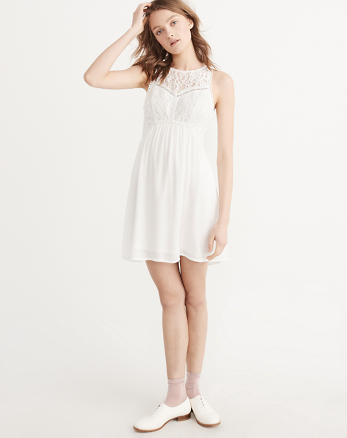 ANF Lace Dress