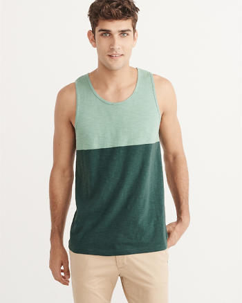 ANF Colorblock Tank
