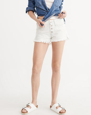 ANF Boyfriend Shorts