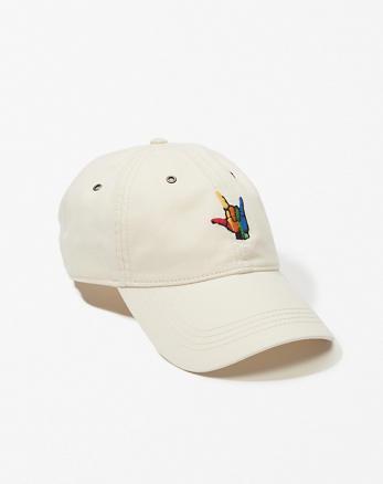 ANF Pride Twill Hat