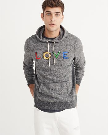 ANF Pride Graphic Hoodie