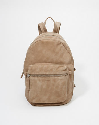 ANF Baggu Suede Backpack