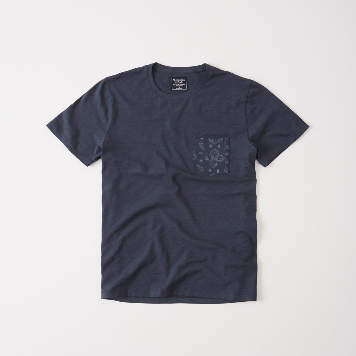 Print Crew Tee