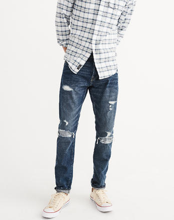 ANF Selvedge Jeans