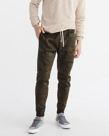 ANF Fleece Joggers