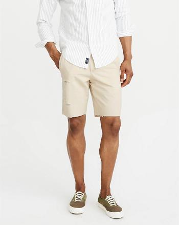 ANF Cutoff Ripped Shorts