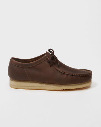ANF Clarks Wallabee Boot