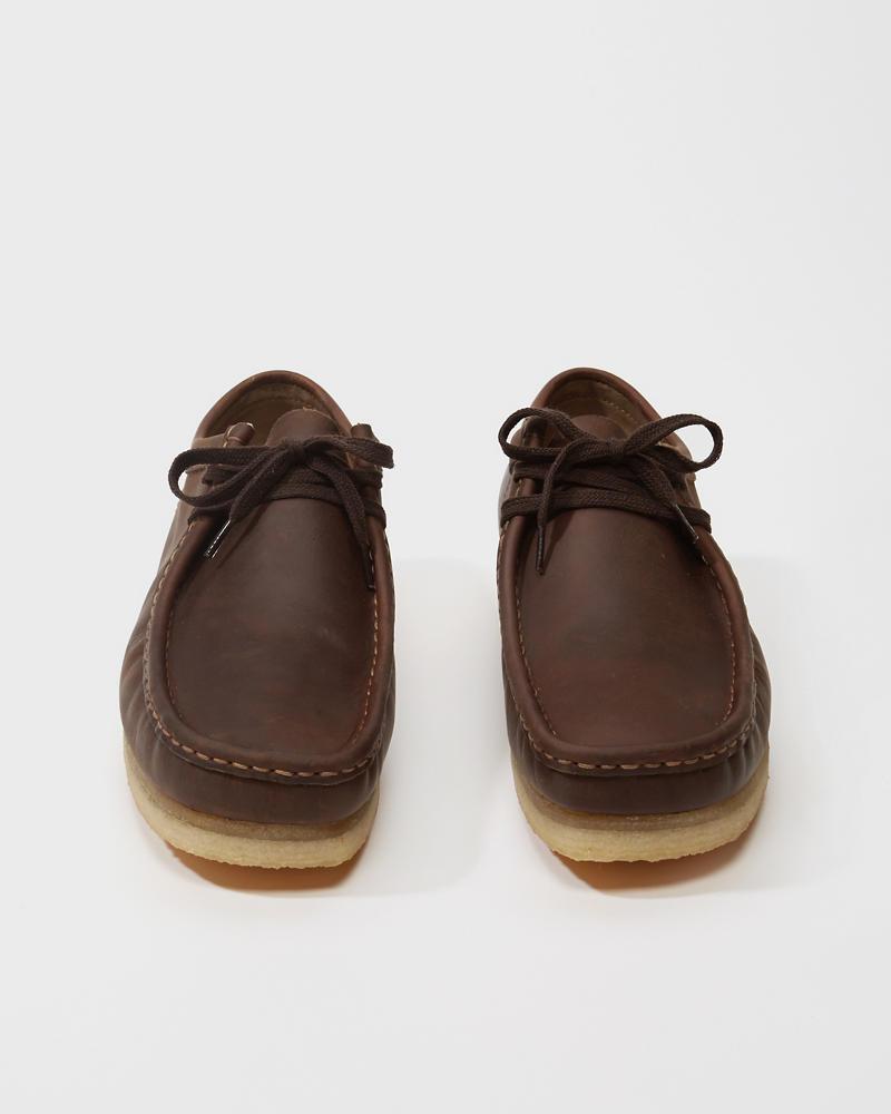 Mens Clarks Wallabee Boot Mens Shoes Abercrombie Com