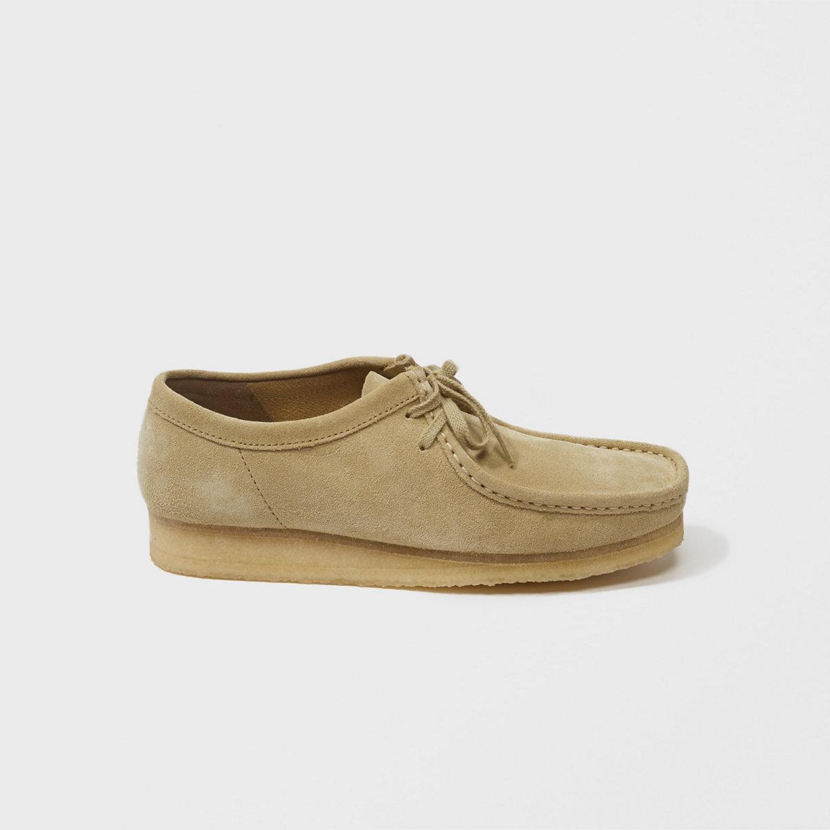 Clarks Wallabee Shoe