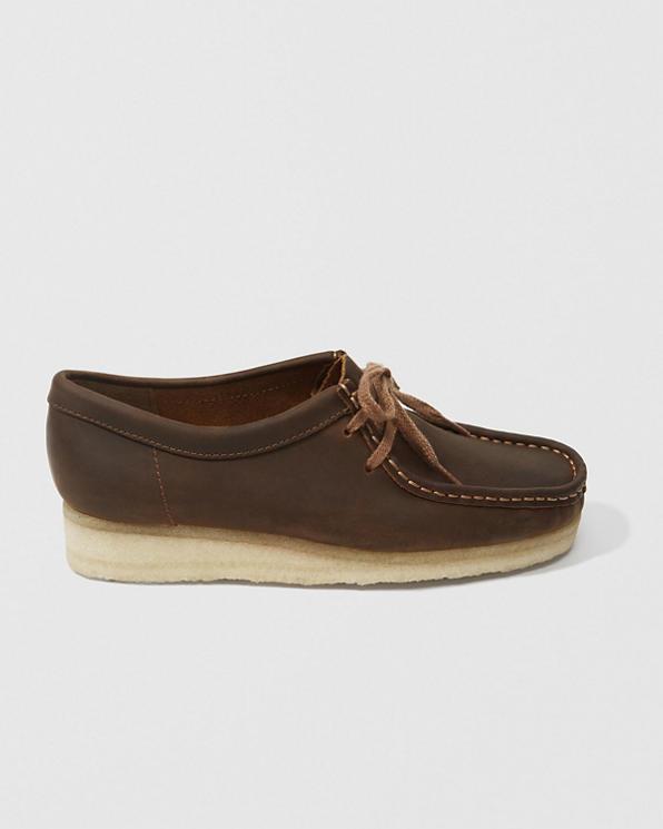 Womens Clarks Wallabee Shoe Womens Shoes Abercrombie Com