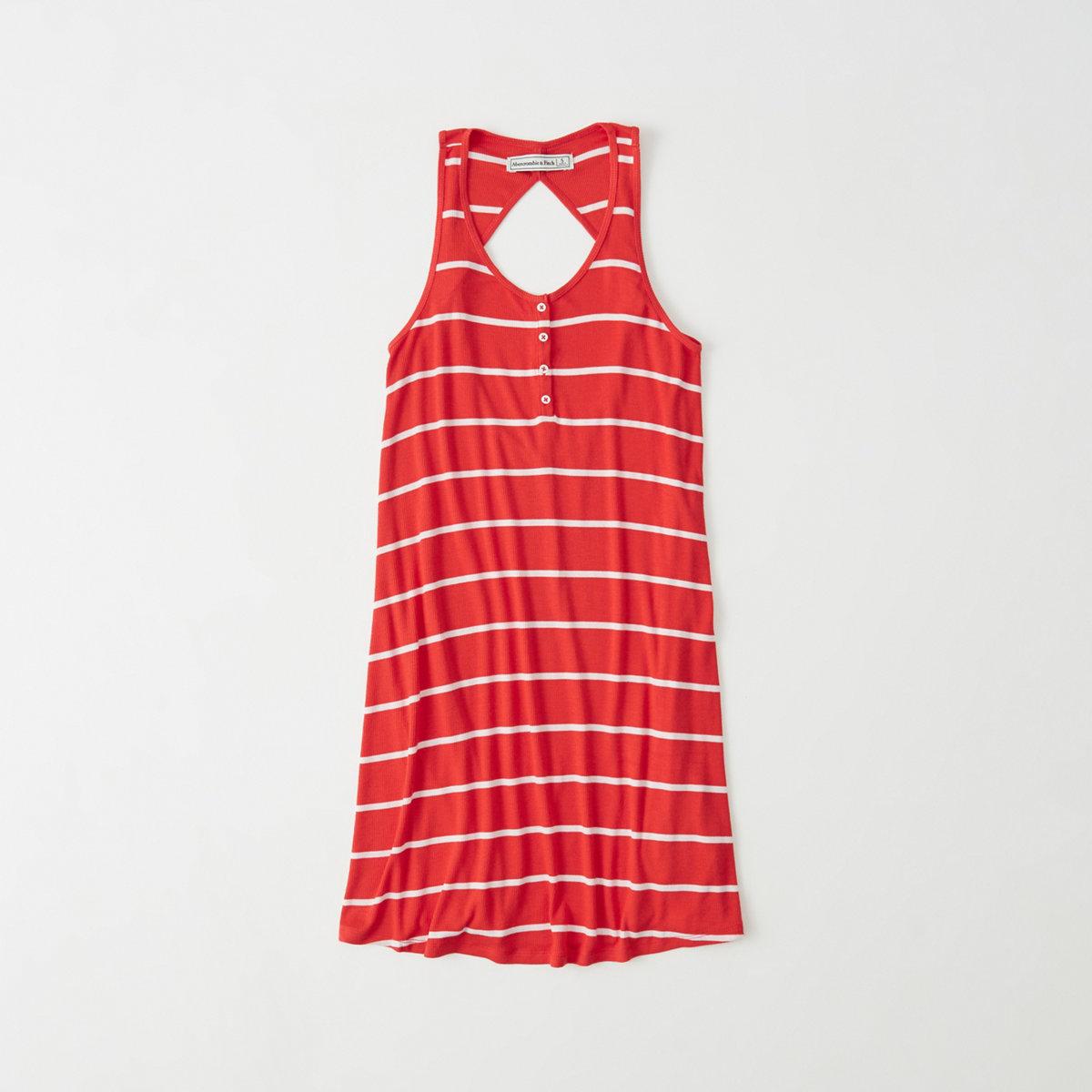 Knit Swing Dress