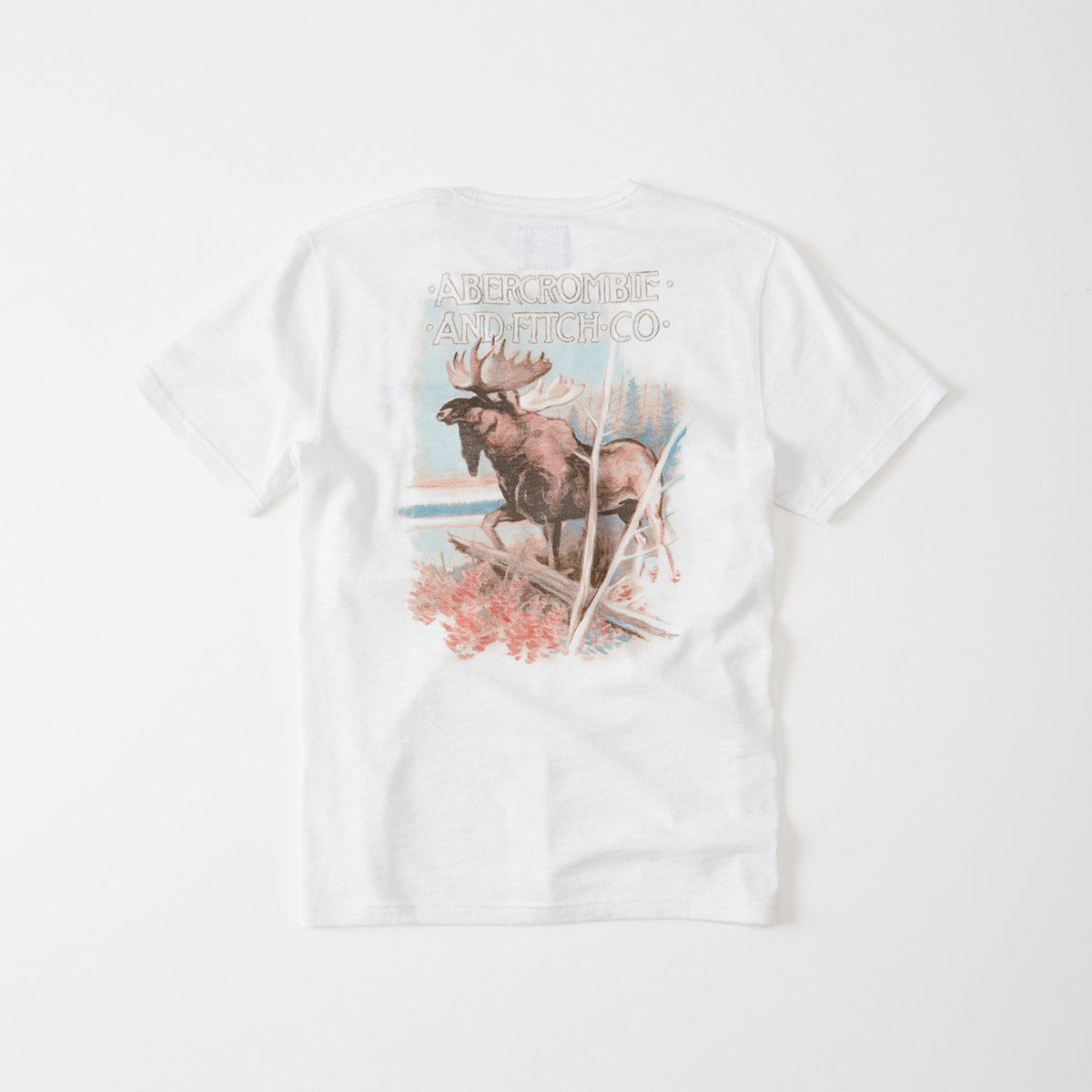 Watercolor Graphic Tee