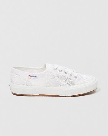 ANF Superga 2750 Macrame Sneakers