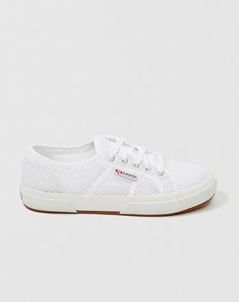ANF Superga Cotu Mesh Sneaker