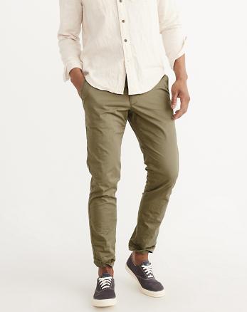 ANF Slim Chino Pants