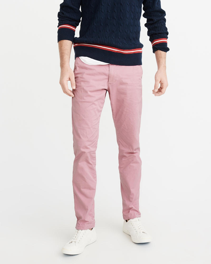 Slim Chino Pant by Abercrombie & Fitch