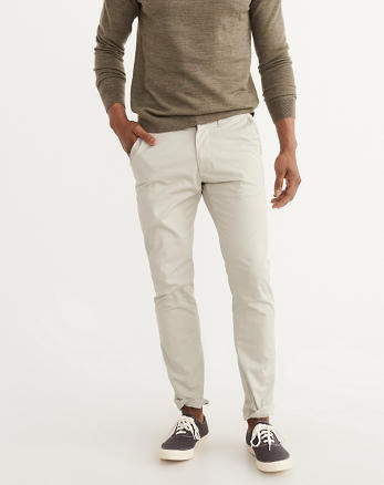 ANF Athletic Slim Chino Pants