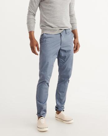 ANF Athletic Slim Chino Pants