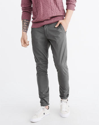 ANF Super Slim Chinos