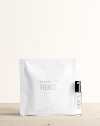 ANF Fierce For Her Perfume Sampler