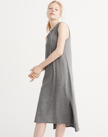 ANF Midi Tank Dress