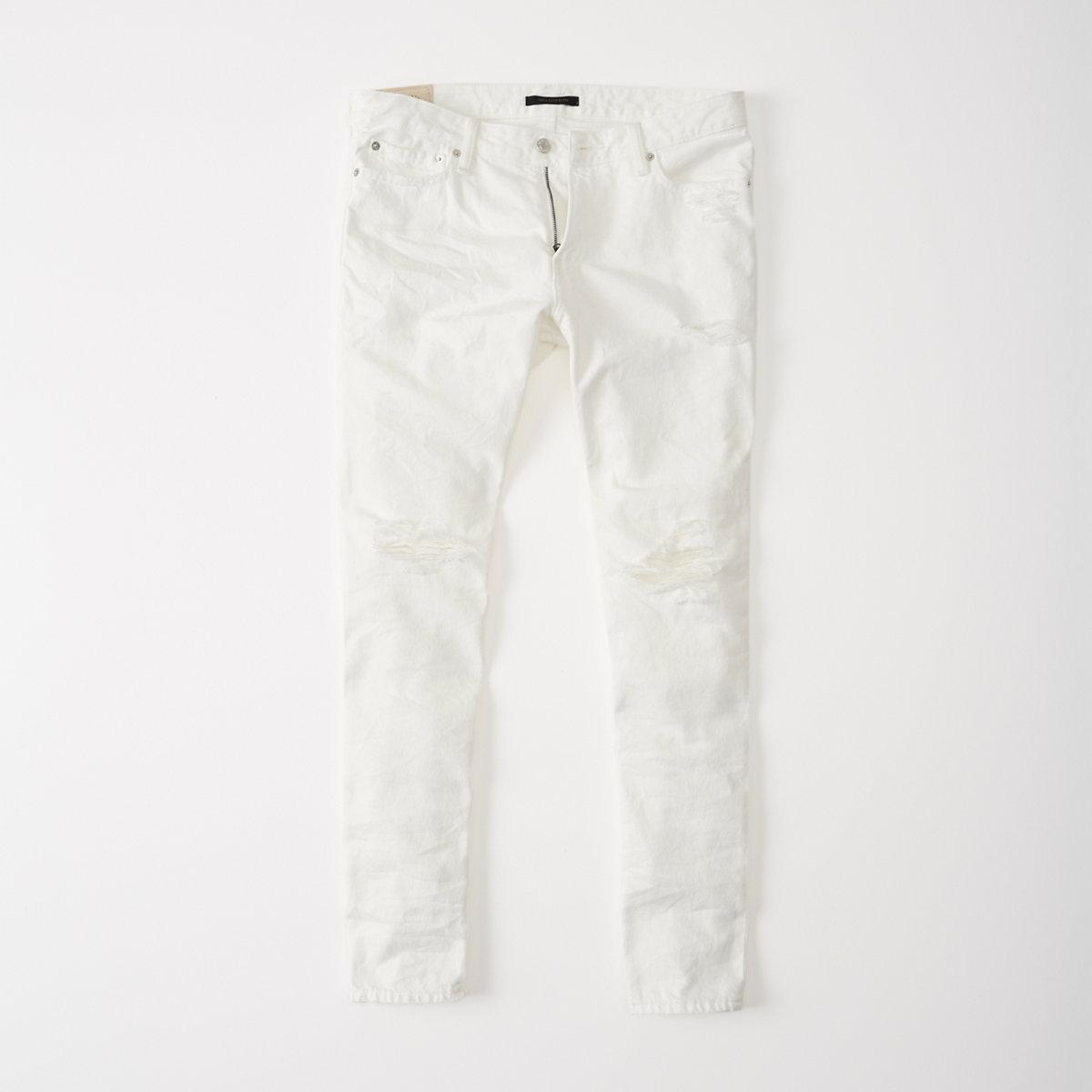 Athletic Skinny Jeans