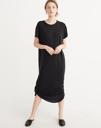 ANF Knit Maxi Dress