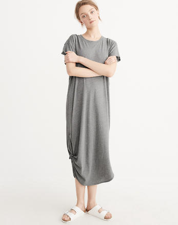 ANF Knit Maxi Dress