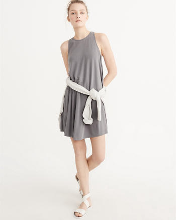 ANF Racerback Tank Dress