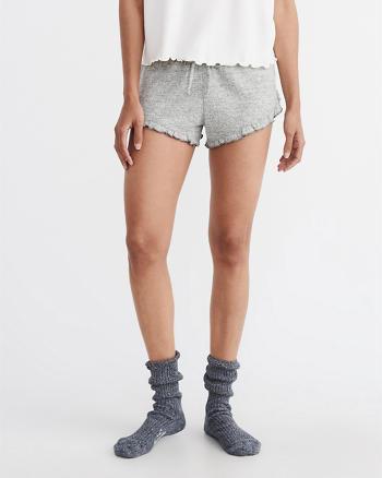 ANF Ruffle Lounge Shorts