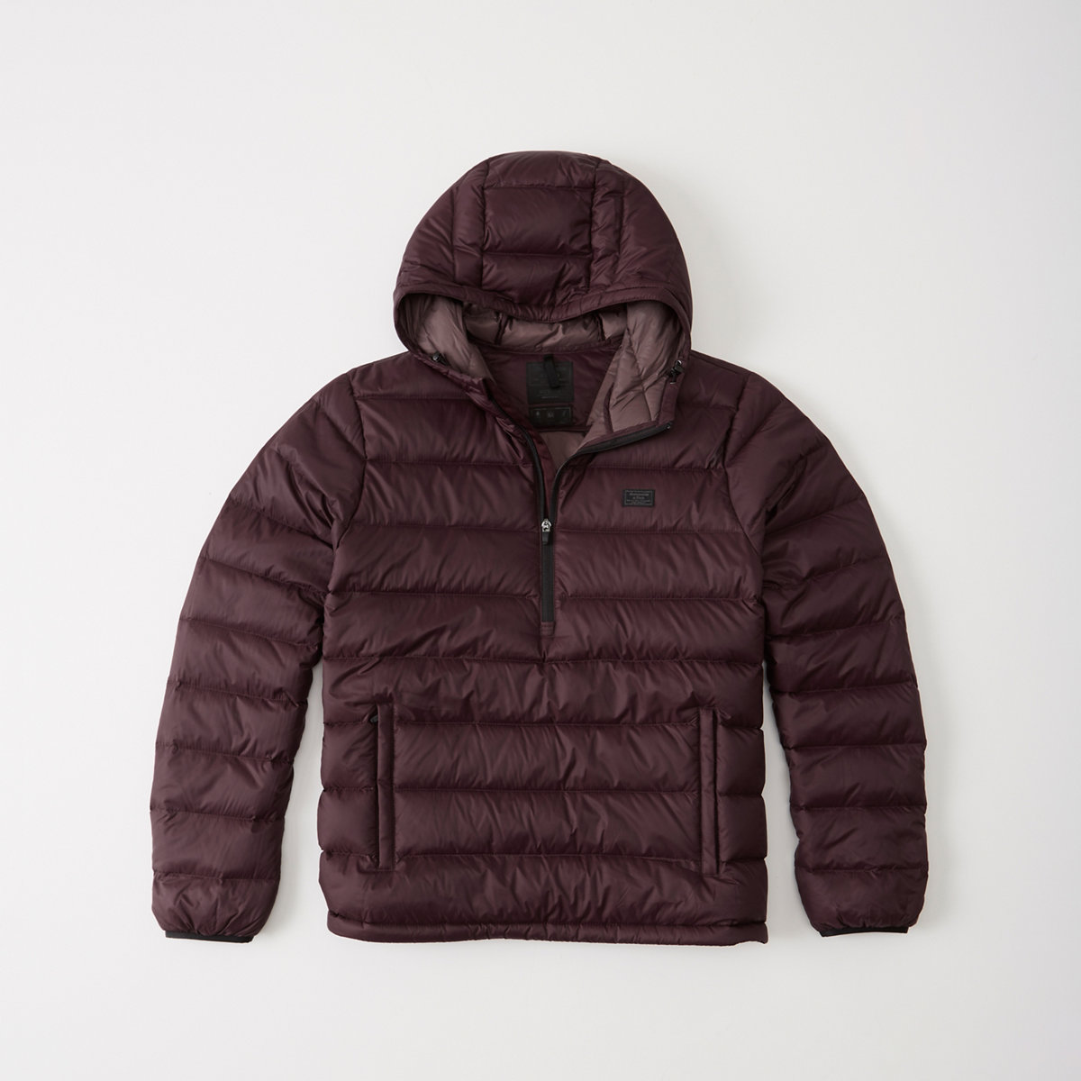 Pullover Hooded Puffer