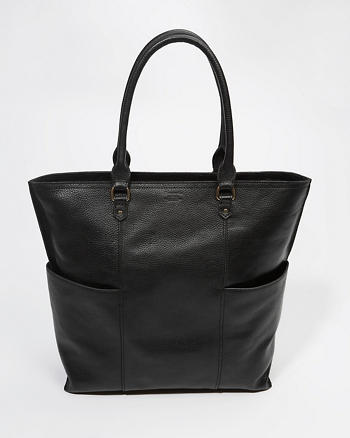 ANF Leather Tote