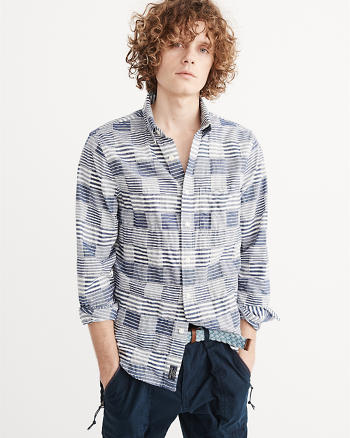 ANF Pattern Shirt