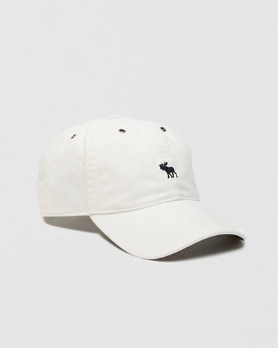 Icon Twill Hat by Abercrombie & Fitch