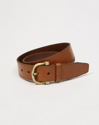 ANF Leather Belt