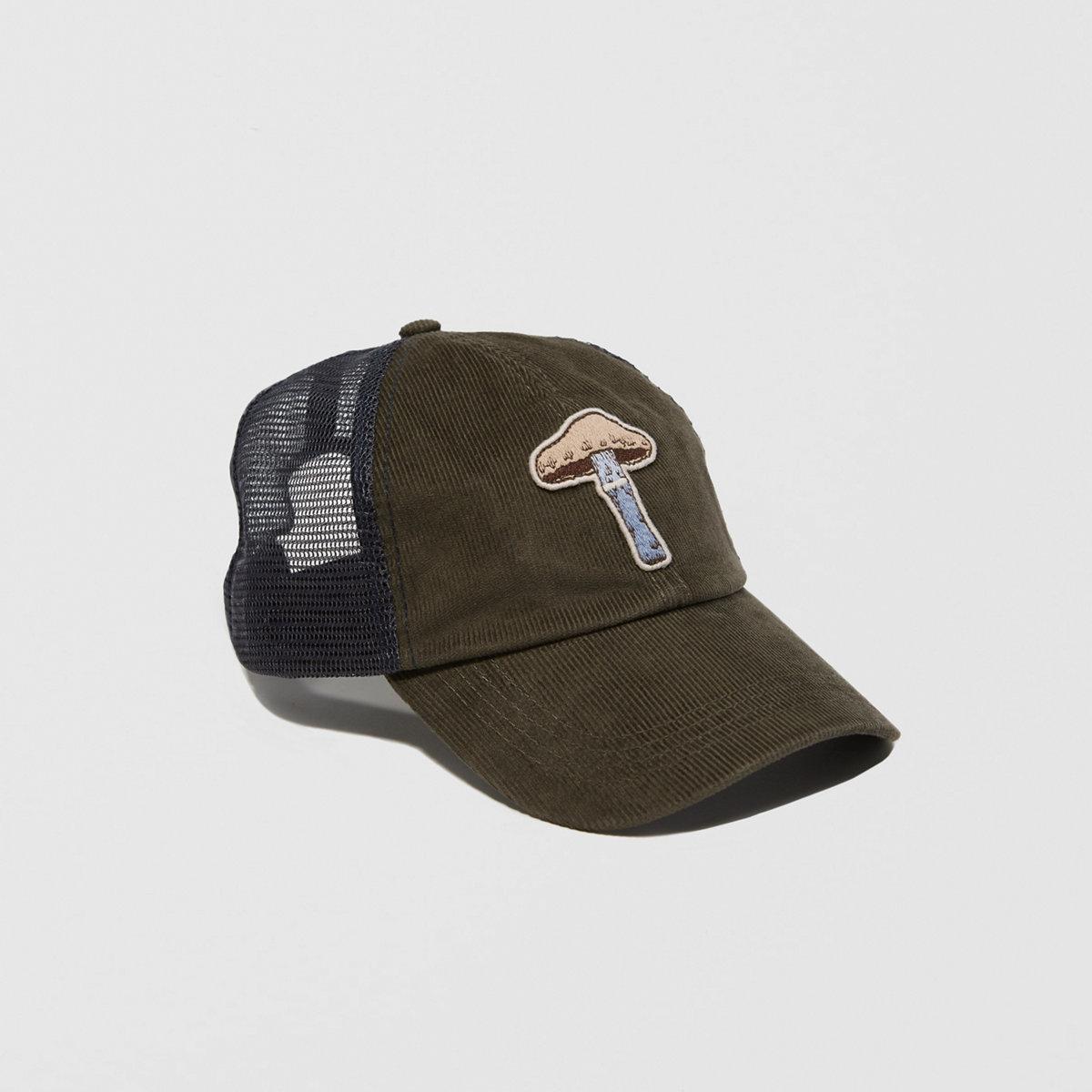 Corduroy Trucker Hat